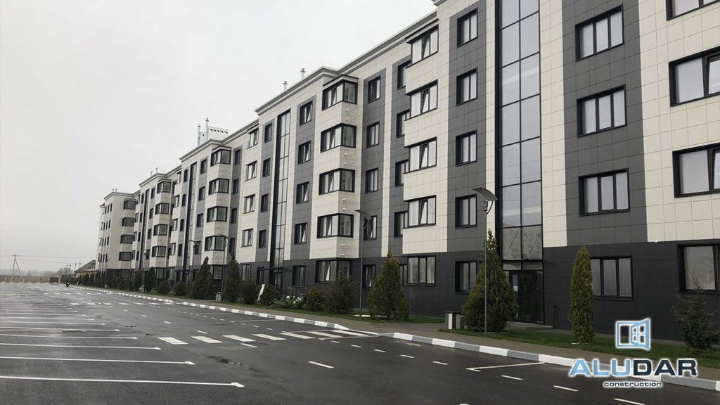 Алюминиевые окна от производителя Краснодар